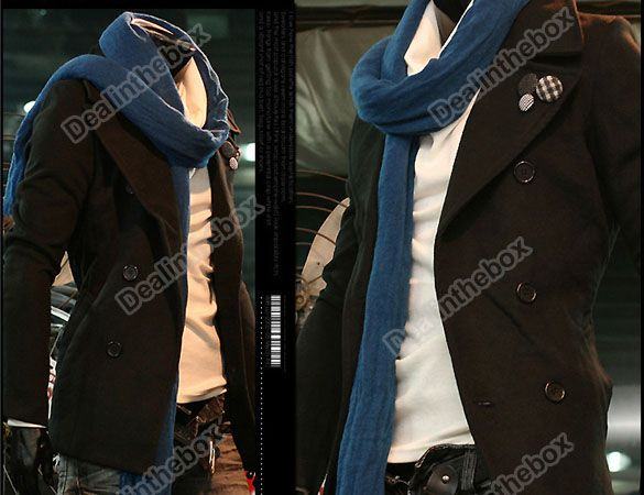Men's Fashion Stylish Slim Designed Fitted Jacket Coat Outerwear New